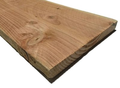 Douglas plank 25x250mm