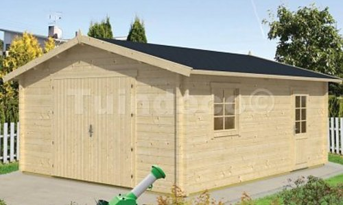 carport hout garage hout