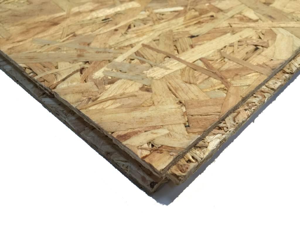 osb 3 plaat 2440x595x18mm osb plaat houthandel van gelder. Black Bedroom Furniture Sets. Home Design Ideas