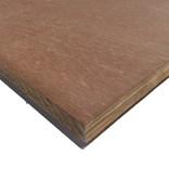 Van Gelder Hout Okoume watervast multiplex blank 18mm 2500x1220mm