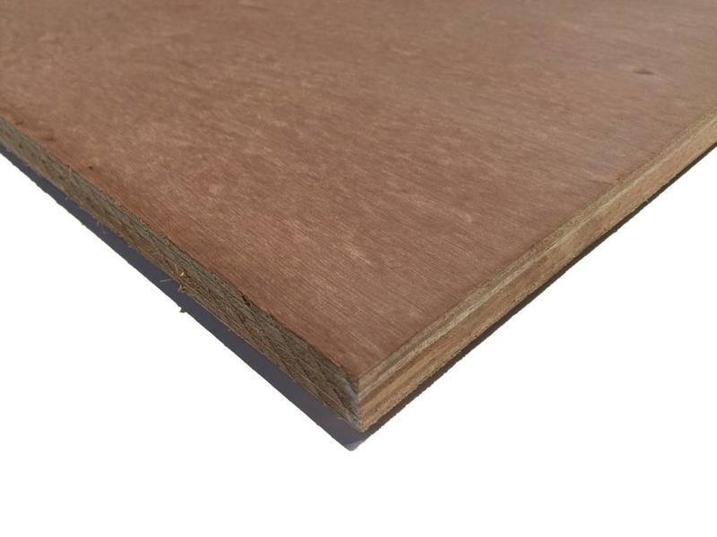 Okoume watervast multiplex blank 18mm 2500x1220mm