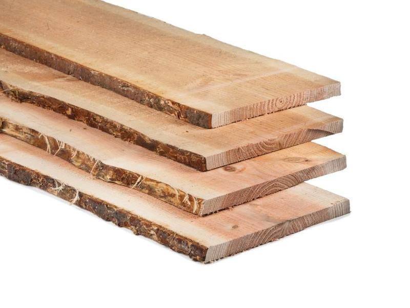 Tuindeco Douglas Schaaldeel Onbehandeld 2.5x±20-25cm
