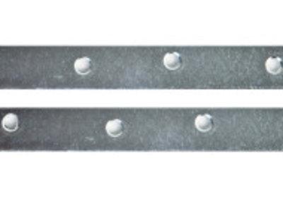 Koppelplaat 120x40mm