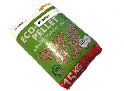 Eco Houtpellets ENplus certificering