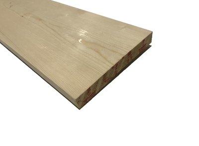 Vuren Plank Geschaafd 18x145mm