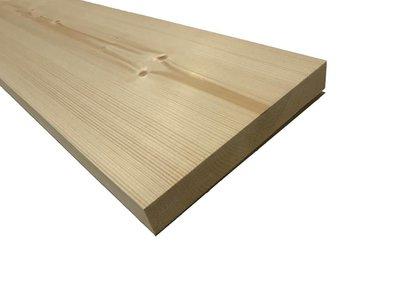 Vuren Plank Geschaafd 28x195mm