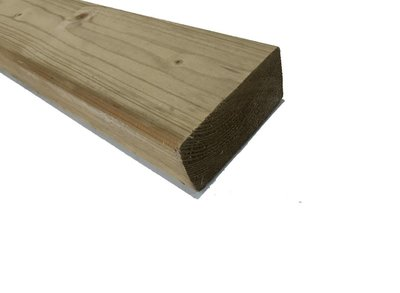 Geimpregneerd vuren 44x95mm