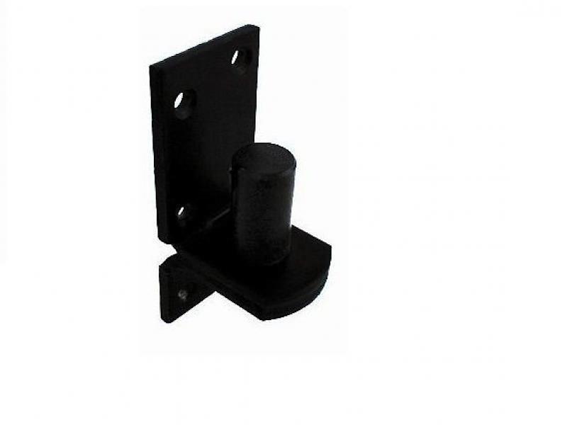 pgb-Europe Plaatduim 16x45 zwart verzinkt (40/5)