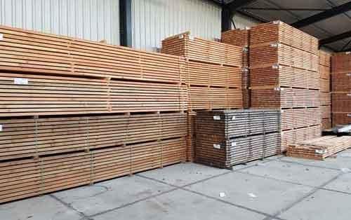 Douglas hout kopen tegen een scherpe prijs