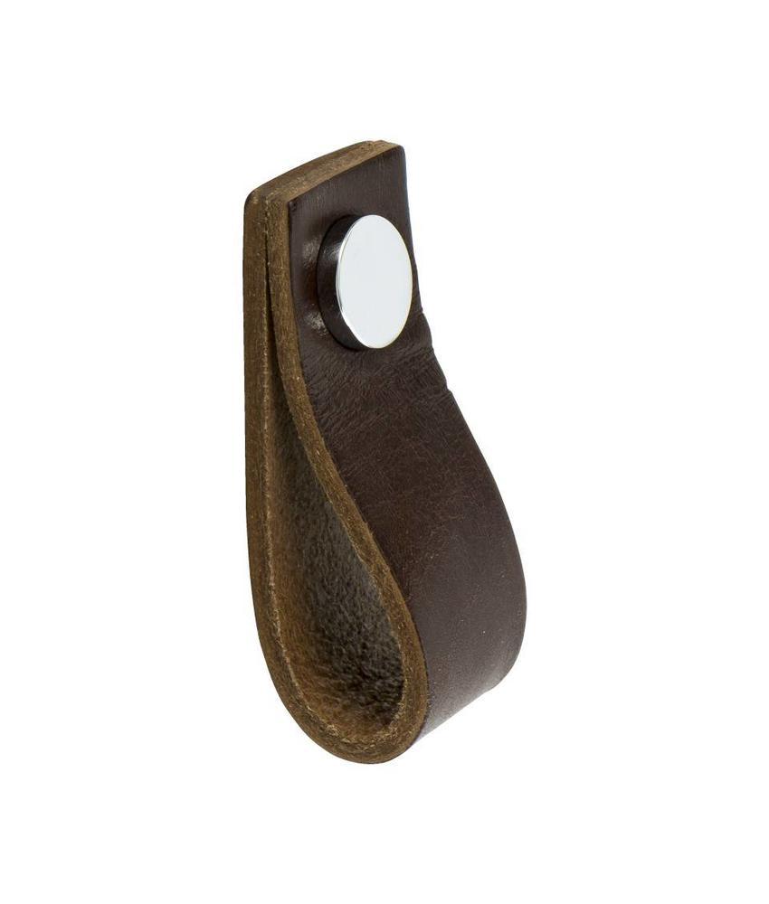 H3121.Bruin glimmend chroom