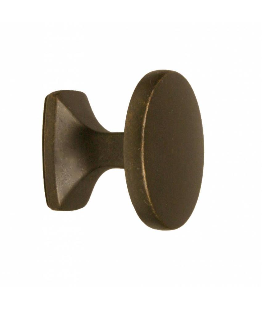 Z2364.Donker antiek brons DGH