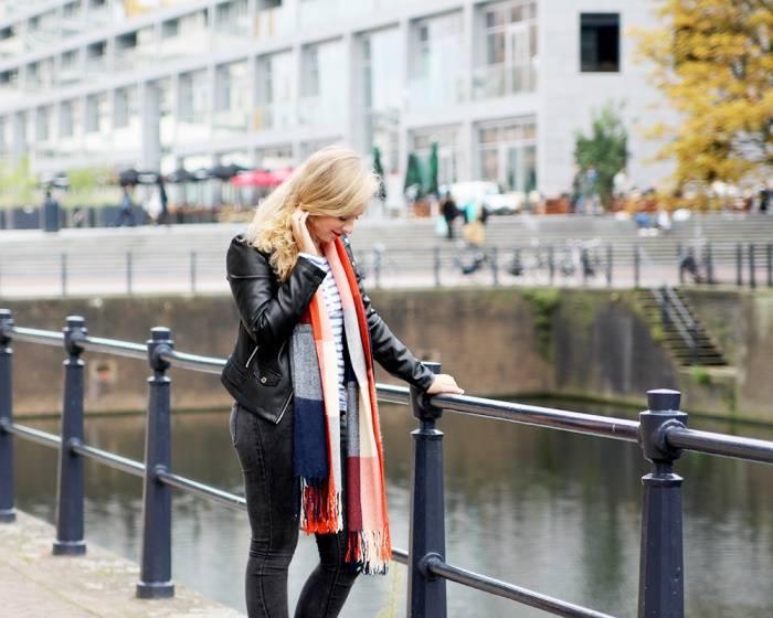 Manhattan sjaal