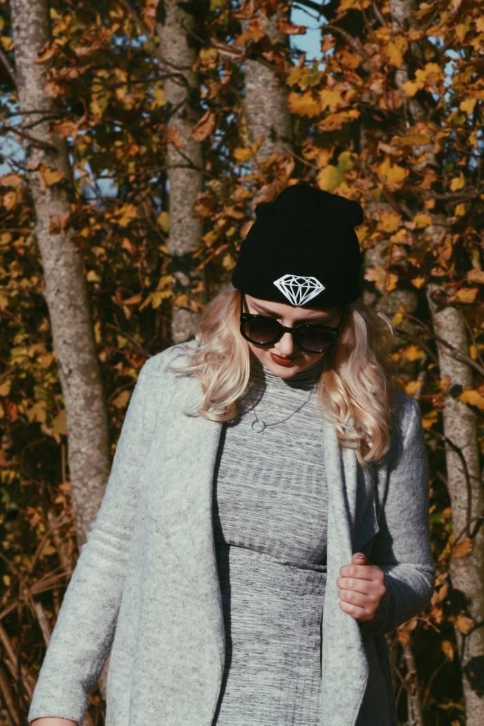 Outfit - Diamond Beanie