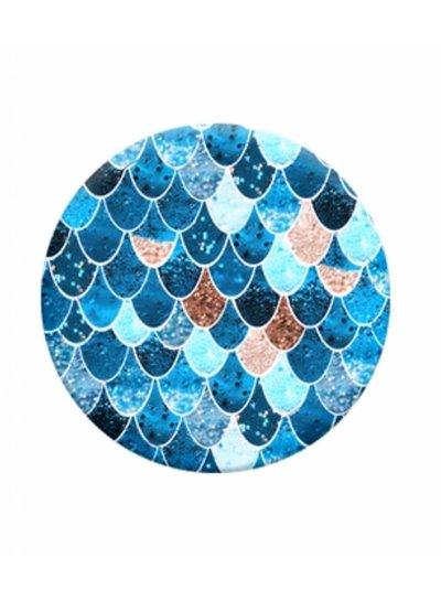 PopSocket - Blue scales