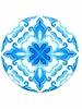 PopSocket - Blue tile