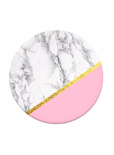 PopSocket - Pink and marble