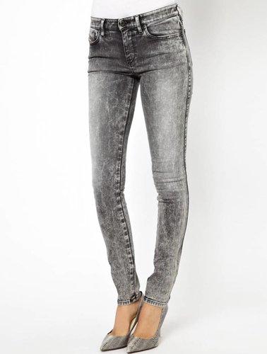 Super skinny jeans zwart