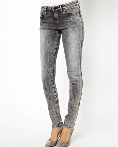 Super skinny jeans schwarz