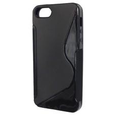 S-Line Case iPhone zwart
