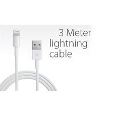 3 Meter Lightning kabel