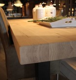 Eiken houten tafel - Washington