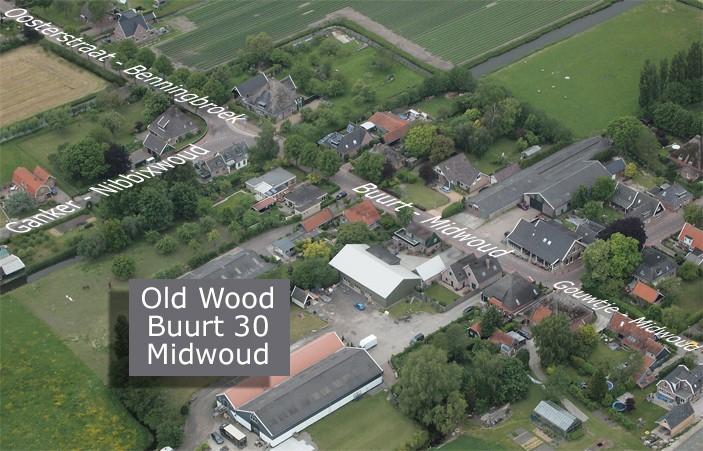 Locatie Oldwood, Midwoud