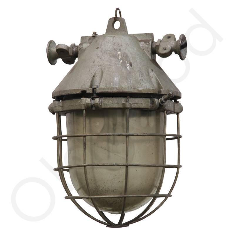 Industriële robuuste kooilamp