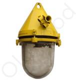 Industriële lampen - bully geel