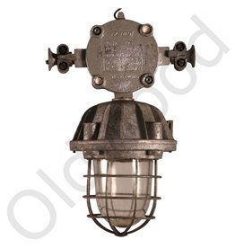 Lampen (Uitverkocht) Industriële lampen - bully pendant