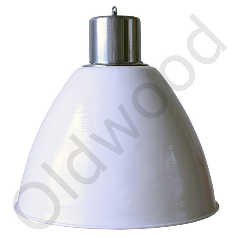 Industriële lamp - Basic wit