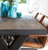 Beton tafel - Kansas