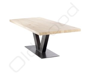 Robuuste tafels rome oldwood de woonwinkel oldwood de