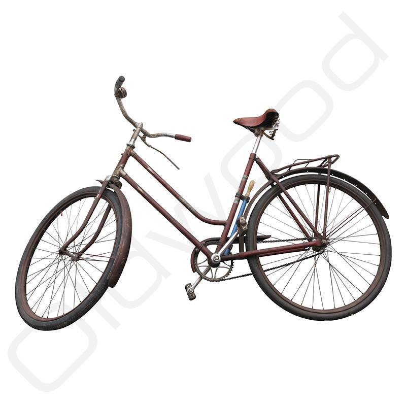 Verkocht! - Oude vintage fiets, merk Mifa