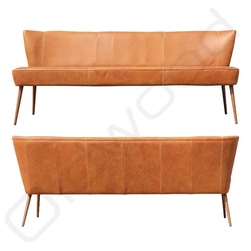 eetbank leer action wandrek industrieel. Black Bedroom Furniture Sets. Home Design Ideas