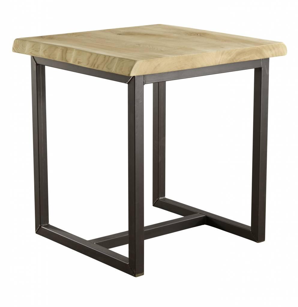 robuuste tafels lage horecatafel oldwood de woonwinkel. Black Bedroom Furniture Sets. Home Design Ideas