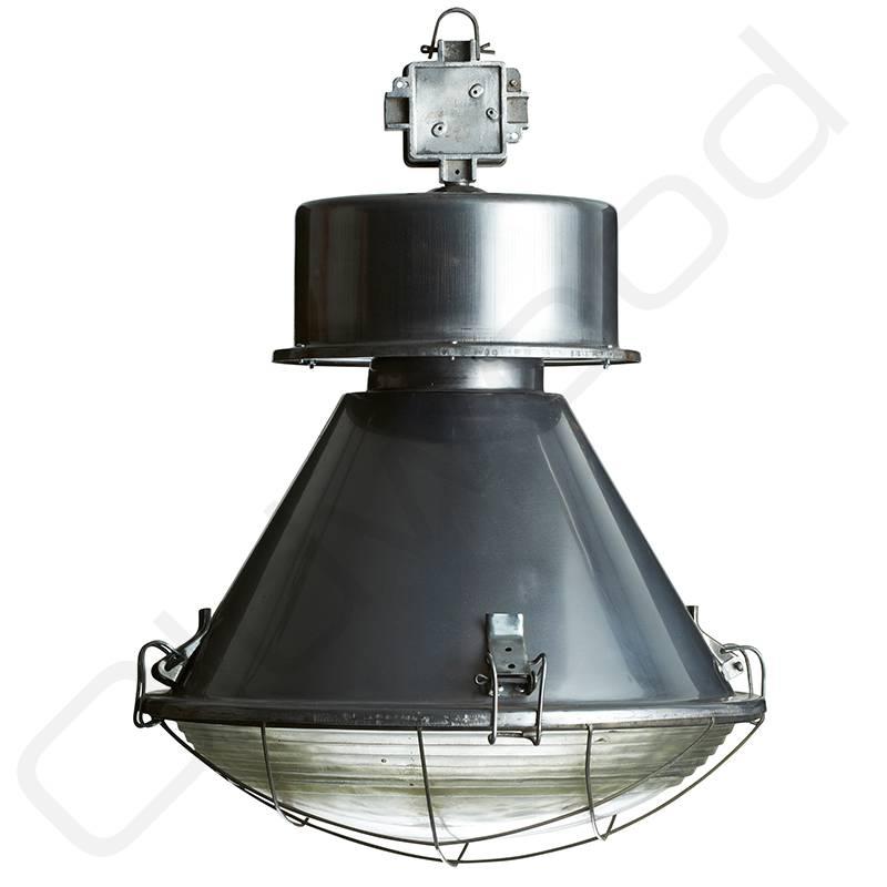 Industriële lampen - tanek gepolijst