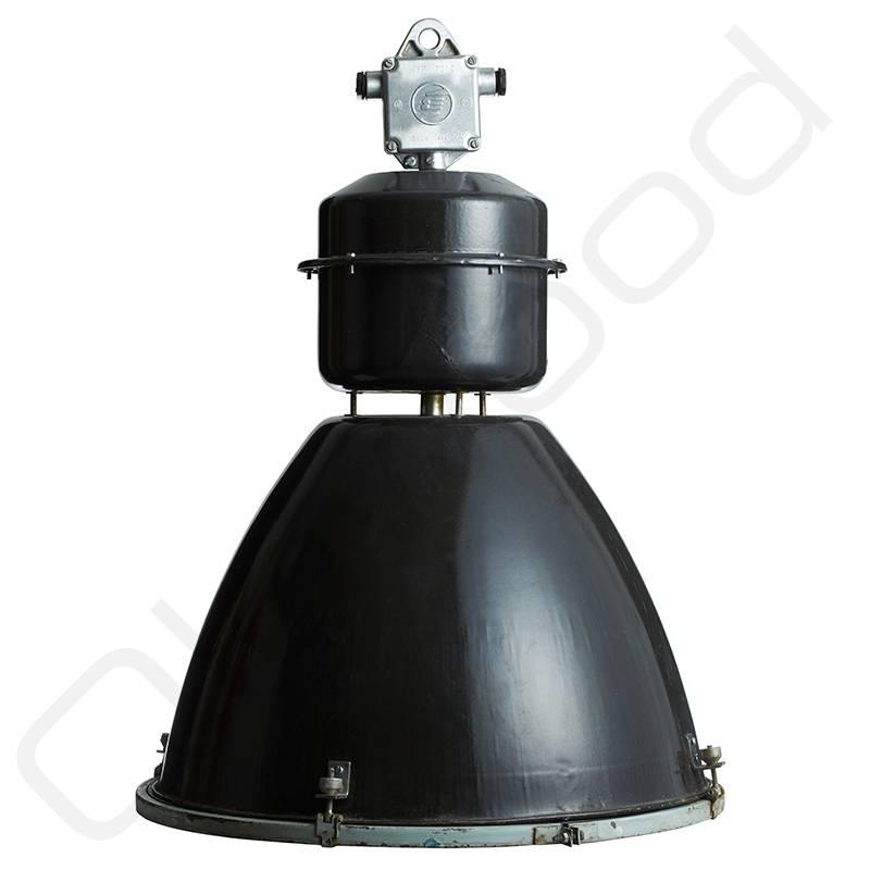 Industriële lampen - viktor - glas
