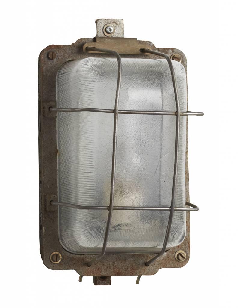 Industriële lampen - wandlamp