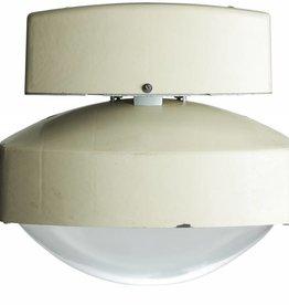 De allerlaatste! Industriële lamp - oude straatlamp - kunststof wit