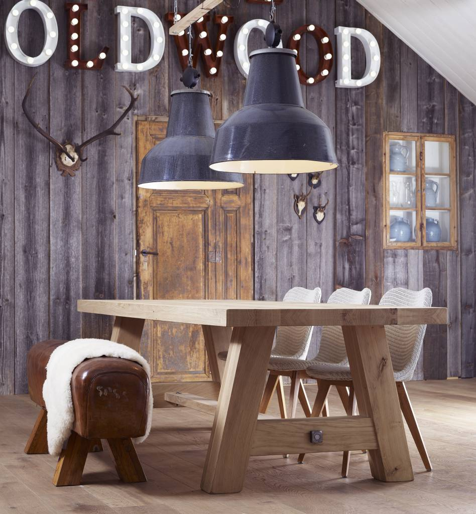 Lampen Barrel XXL -Grote Industriele Lamp