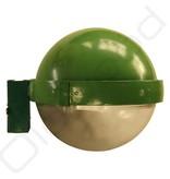 Industriële lamp / straatlamp /  Groen