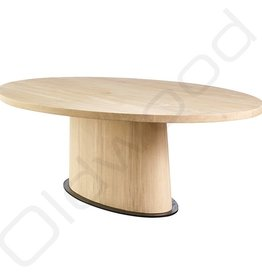 Tafel Ovale tafel 'Cannes'