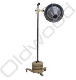 Vintage operatielamp / tandartslamp