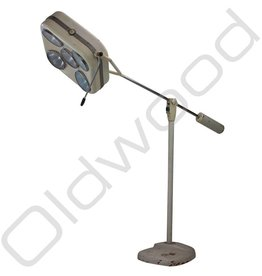 Industriële lampen - Grote vintage operatielamp
