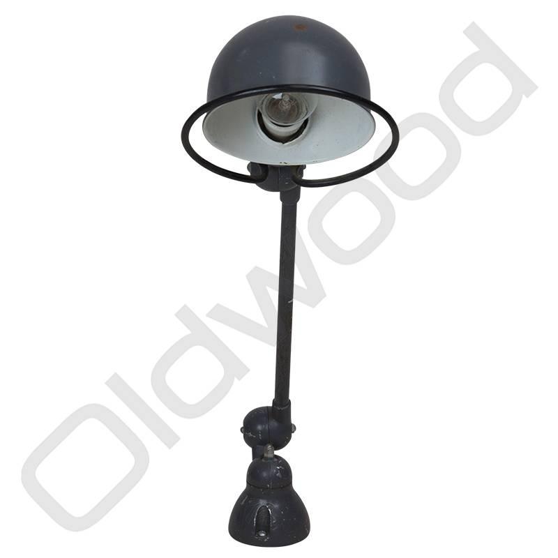 Reeds Verkocht! Industriële Jielde lamp