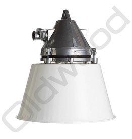 Industriële lampen - Havel - wit gespoten
