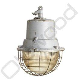 Industriële korflamp - Prisma