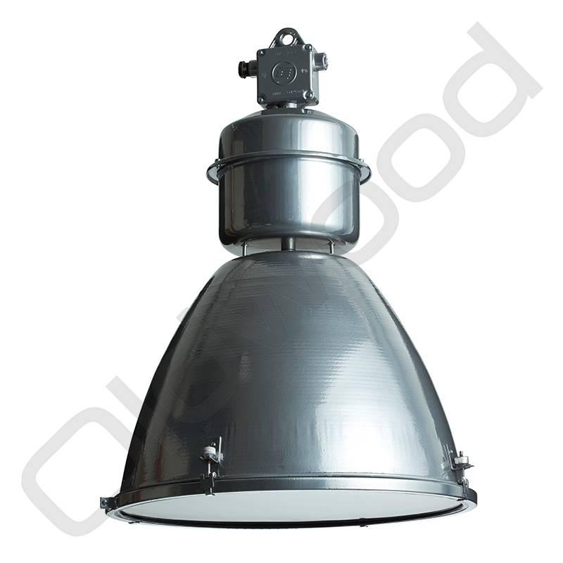 Industriële lamp - Viktor chroom