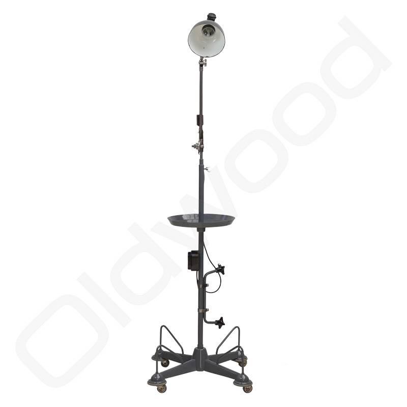 Unieke vintage operatie lamp