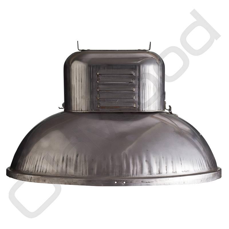 Ovale lamp gepolijst